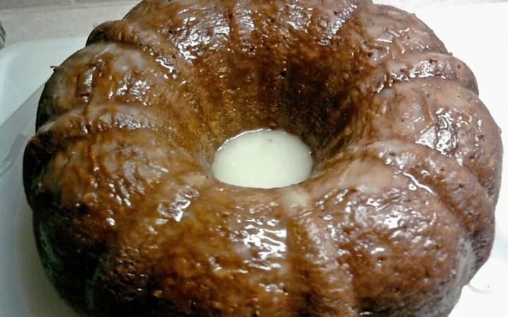Muscadine Cake Recipe