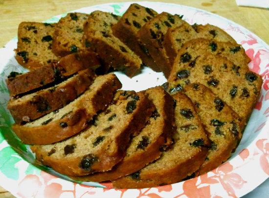 Boiled Raisin Cake War Cake Recipe Recipezazz Com