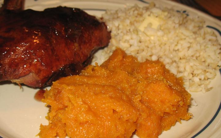 Linda's Microwave Butternut Squash Recipe - Recipezazz com