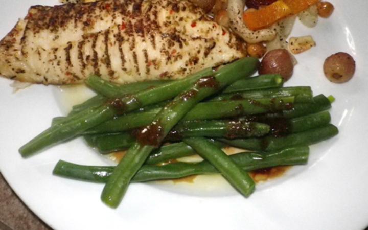 Steak House Green Beans Recipe