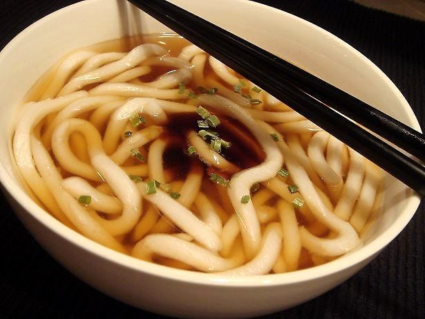 Quick And Easy Udon Noodle Soup Recipe Recipezazz Com