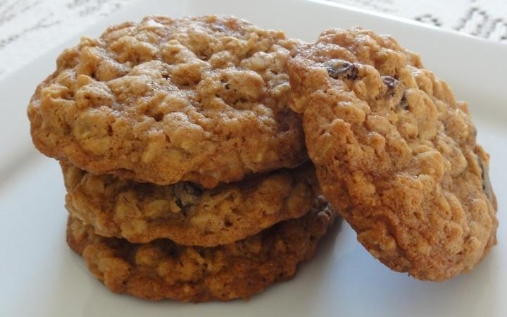 Quaker Vanishing Oatmeal Raisin Cookies Recipe Recipezazz Com