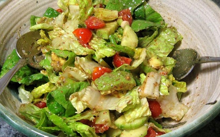 Perfect Garden Salad Recipe - Recipezazz.com