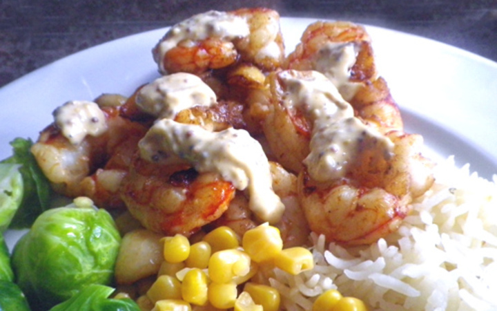how to make shrimp dipping sauce