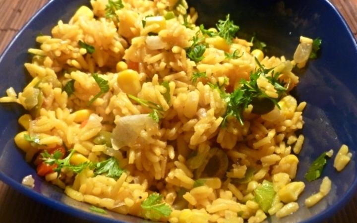 Easy cuban rice recipe recipezazz easy cuban rice forumfinder Choice Image