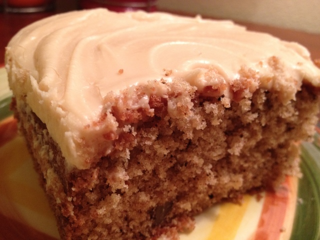 Old Fashioned Spice Cake Recipe Recipezazz Com