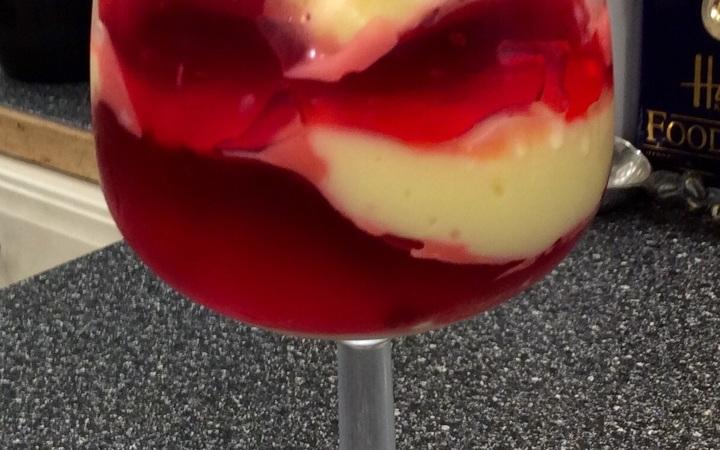 Jello Pudding Parfaits Recipe - Recipezazz.com