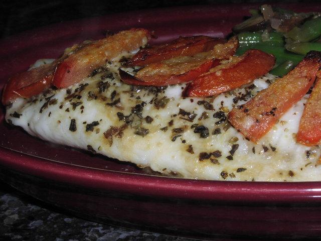 Baked Cod Fillets Recipe Recipezazz Com