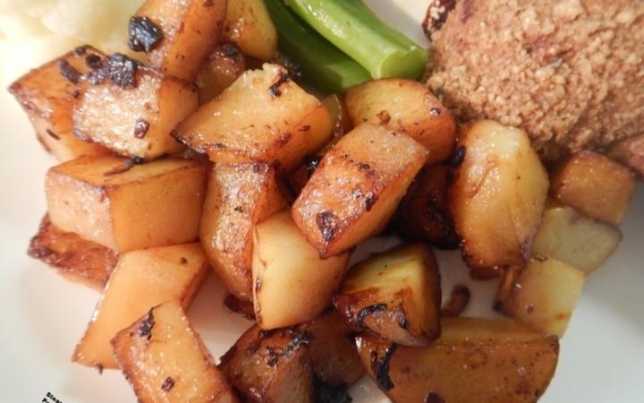Steamed Potatoes Recipe Recipezazz Com