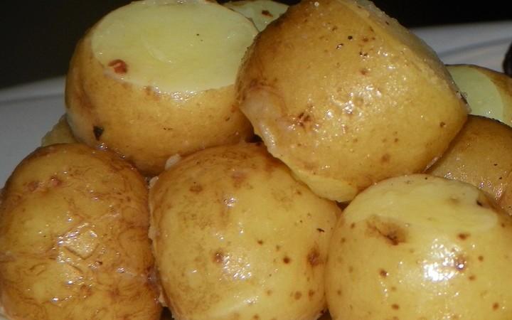 New York Salt Potatoes Recipe Recipezazz Com