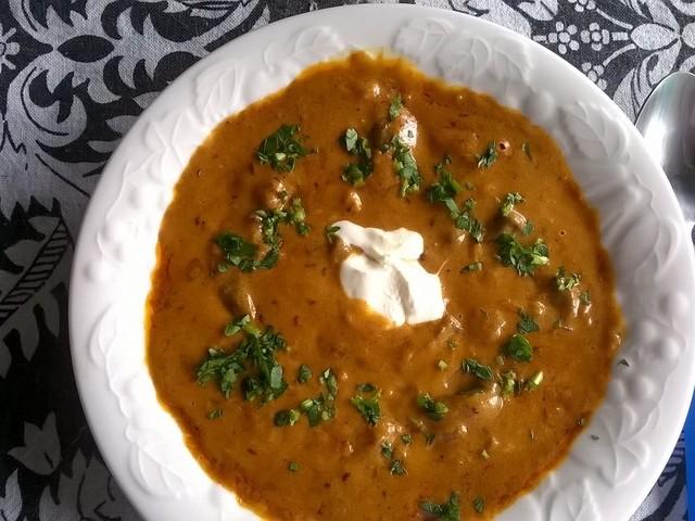 Hungarian Mushroom Soup Recipe Recipezazz Com