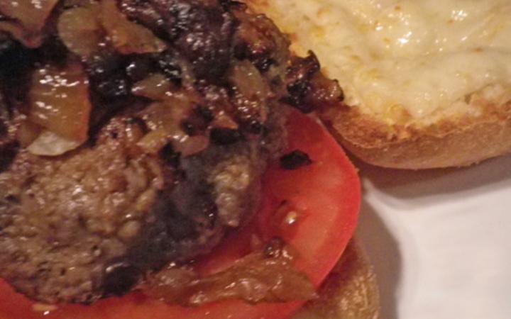 Elk Burger Recipe Recipezazz Com