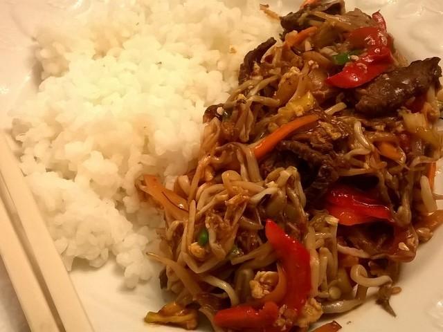 Sarasota S Beef Chop Suey Recipe Recipezazz Com