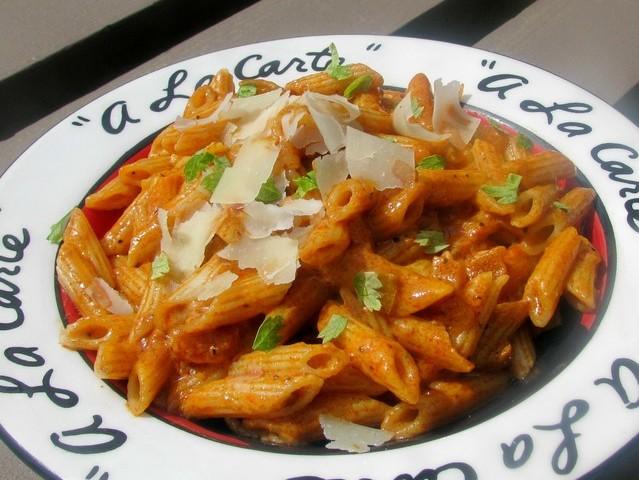 Pasta With Cajun Cream Sauce Recipe Recipezazz Com