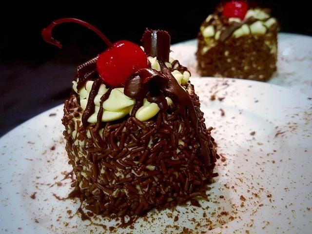 Chocolate Ripple Cake Recipe Recipezazz Com