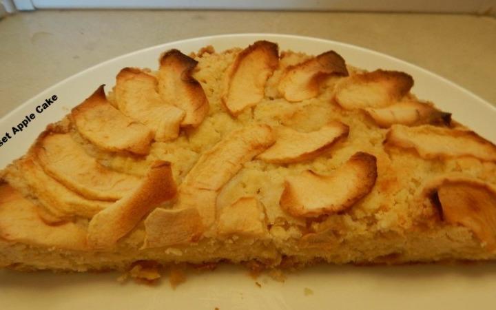 Dorset Apple Cake Recipe Recipezazz Com