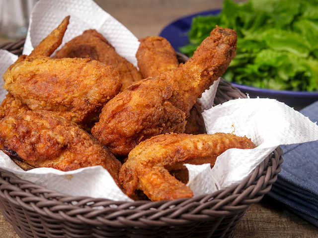 Oven Fried Chicken Bisquick Recipe Recipezazz Com