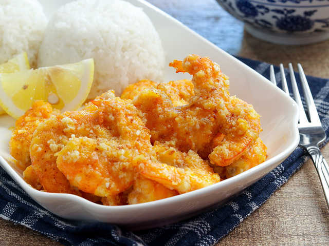 Giovanni's Hawaiian Food Truck Garlic Shrimp Recipe