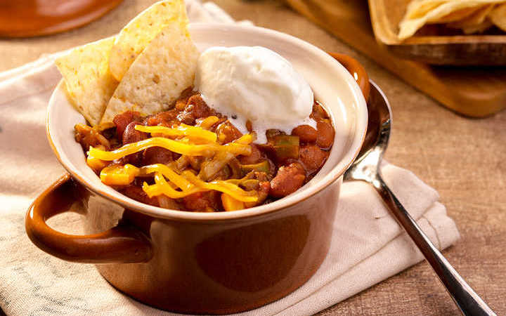 Easy Taco Soup Recipe (Paula Deen