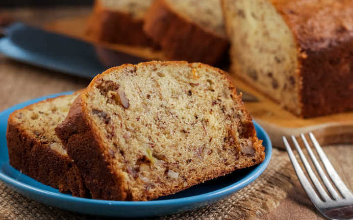 Martha Stewart S Banana Bread With Nuts Or Chocolate Chips Recipe Recipezazz Com