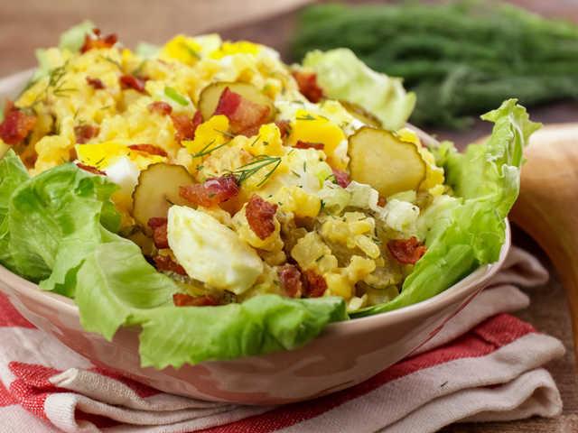Southern Potato Salad Recipe Pioneer Woman