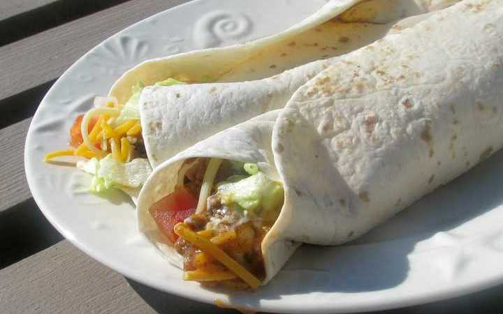 Burrito Supreme Like Taco Bell Recipe Recipezazz Com
